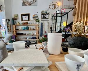 Bloomdrops, salon de thé et boutique d'objets et article de deco eco-responsable à Marseille (accessoires cuisine)