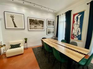 Galerie d'art contemporain en appartement à Marseille (Marcus Pummer)