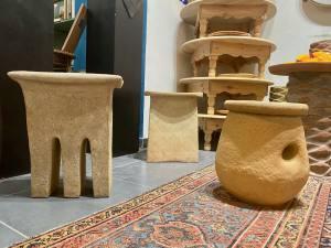 Le Souk de Nour d'Egypte à Marseille (poteries)