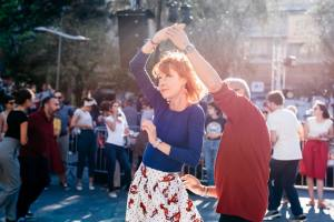 The Swing Call, cours de lindy hop, jazz roots & charleston à Marseille (couple)