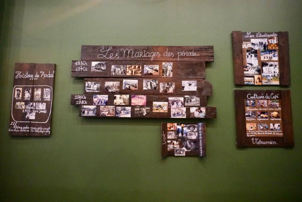 Cà Phê S, Coffee-shop vietnamien dans la rue sainte à Marseille (photos anciennes)