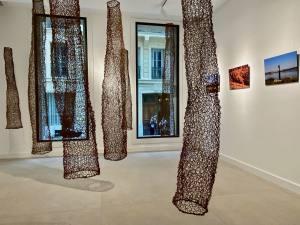 Espace Jouenne: galerie, espage de coworking et de séminaires, location logements à Marseille (isntallation)