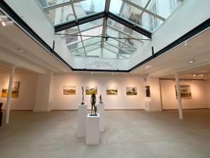 Espace Jouenne: galerie, espage de coworking et de séminaires, location logements à Marseille (expo)