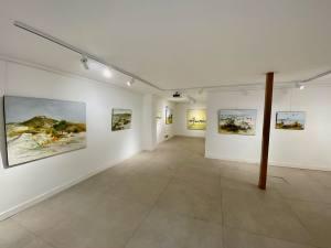 Espace Jouenne: galerie, espage de coworking et de séminaires, location logements à Marseille (sous-sol)