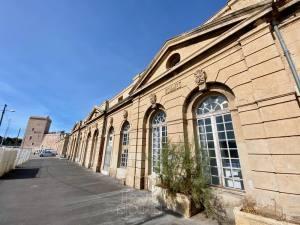 La Consigne à Images : visual arts centre in Marseille (facade)