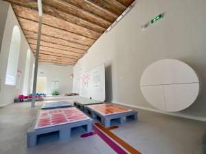 La Consigne à Images : centre d'initiation aux arts visuels à Marseille (intérieur)