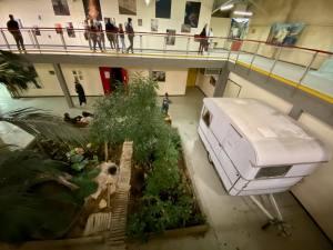 Le Hangar Belle de Mai, espace culturel à Marseille (intérieur)