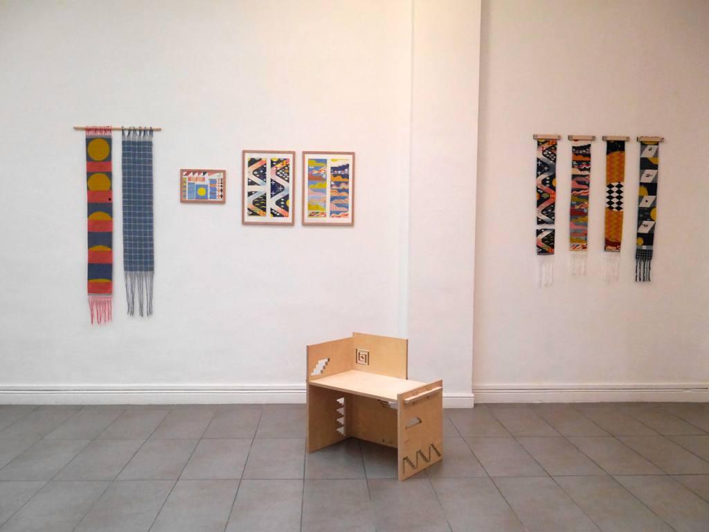 Fotokino, espace d'exposition à Marseille (intérieur exposition)