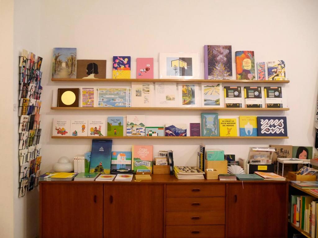 Fotokino, exhibition space in Marseille (books)