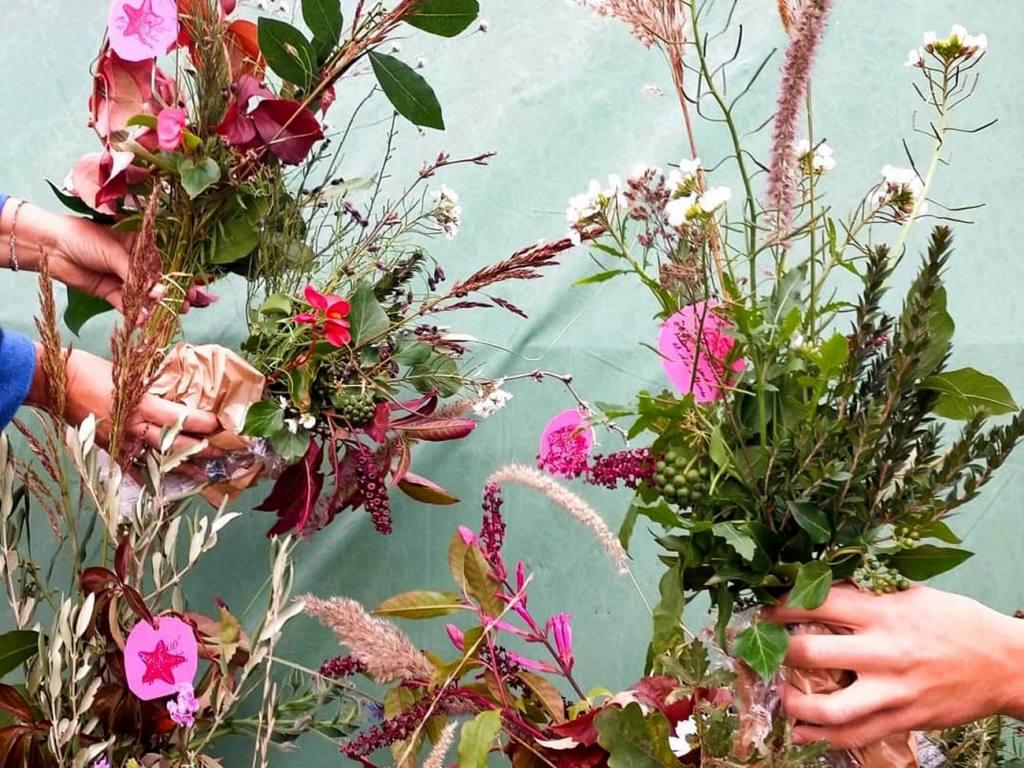 Bigoud, fleurs comestibles à Marseille et fleurs décoratives, en bouquet ou à manger (bouquet)