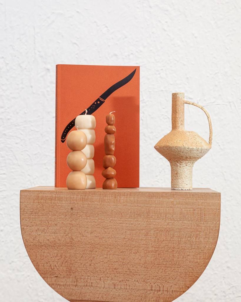 Pop-up artisans et designers chez Sessun Alma à Marseille (bougies)