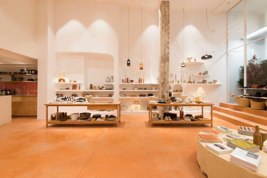 Pop-up artisans et designers chez Sessun Alma à Marseille (corner créateurs)