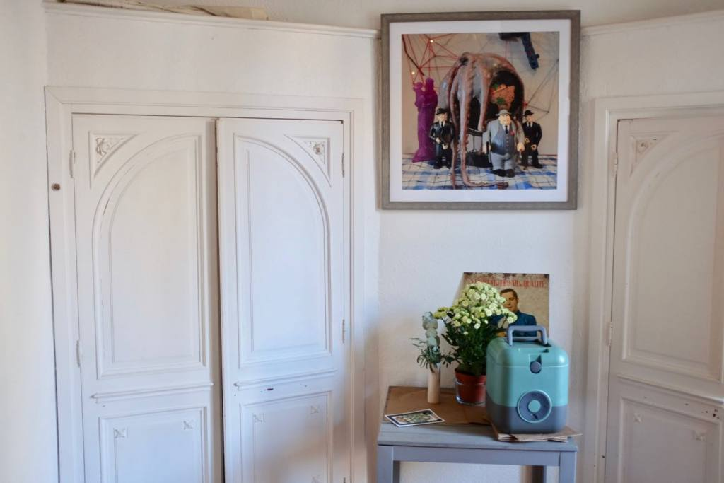 Aposto, arty table d'hôtes in Malmousque (déco)