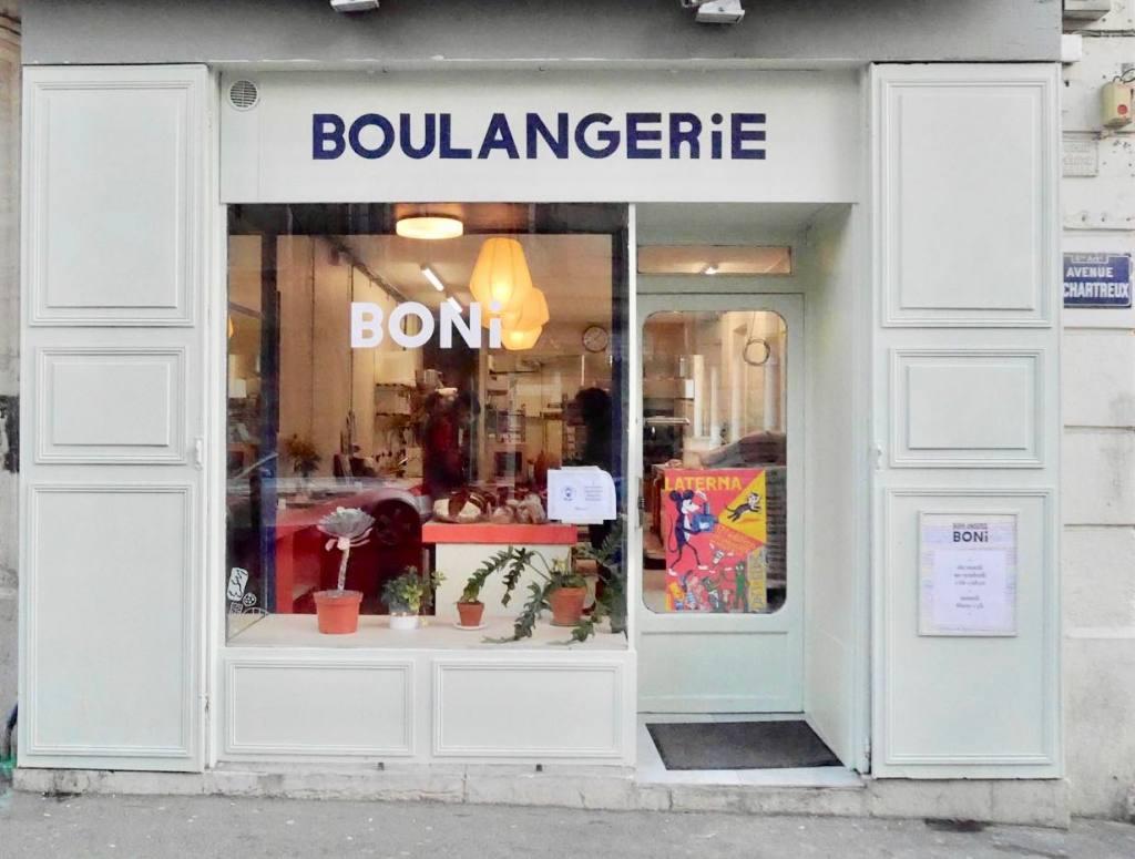 boni, bakery, Marseille (frontage)