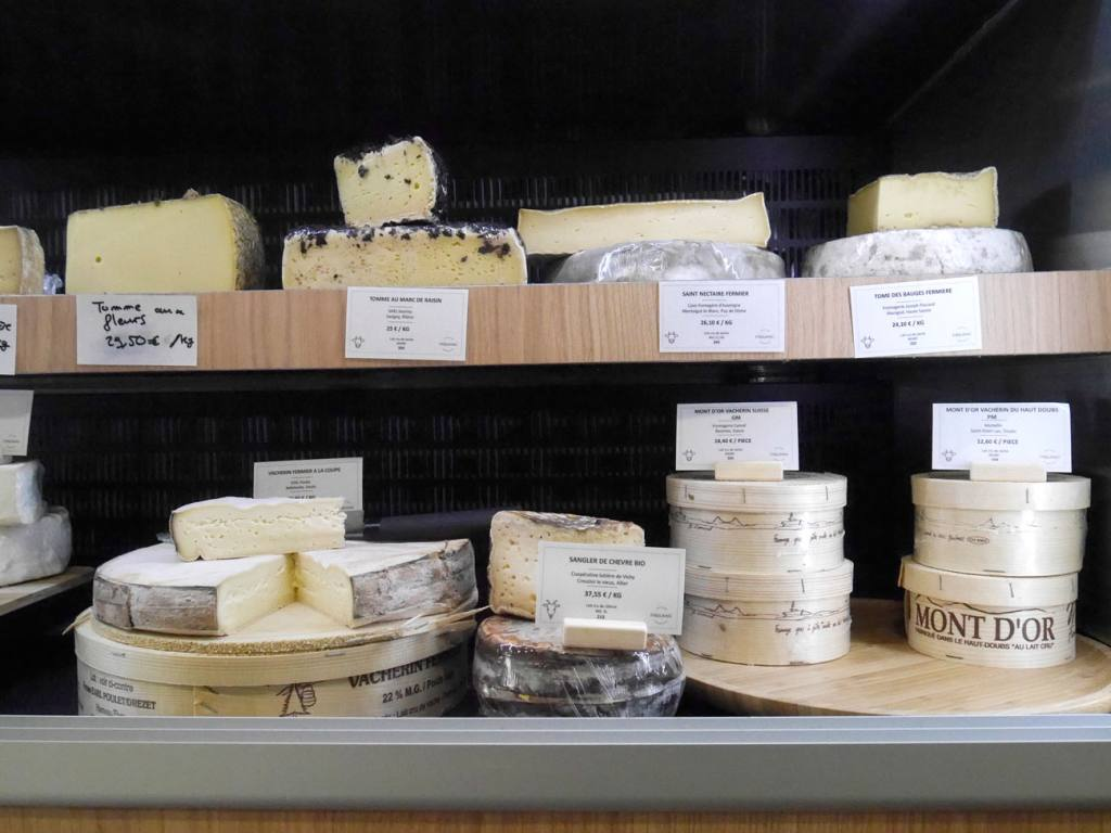 Froumaï, fromagerie à Marseille (fromages)