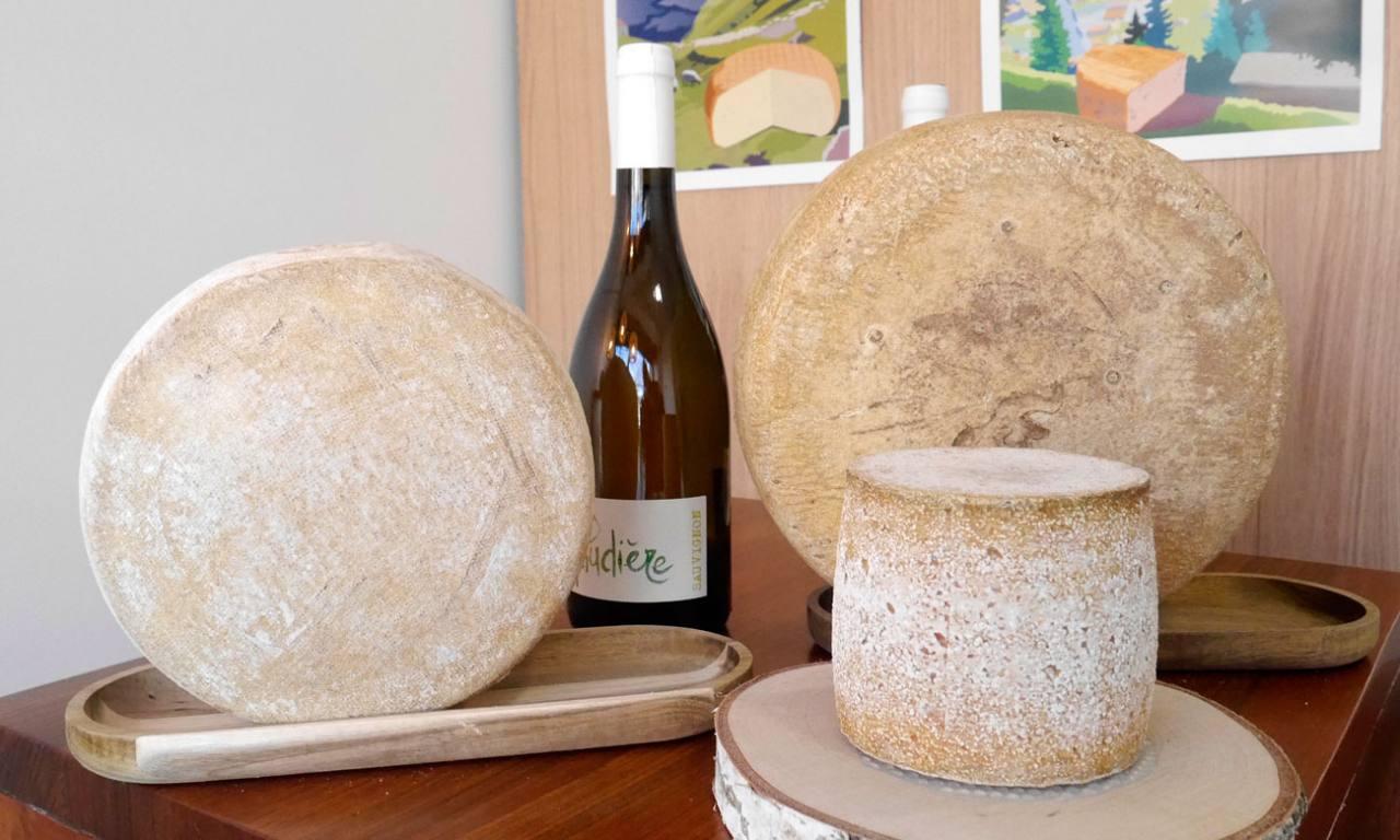 Froumaï, fromagerie à Marseille (fromage et vin)