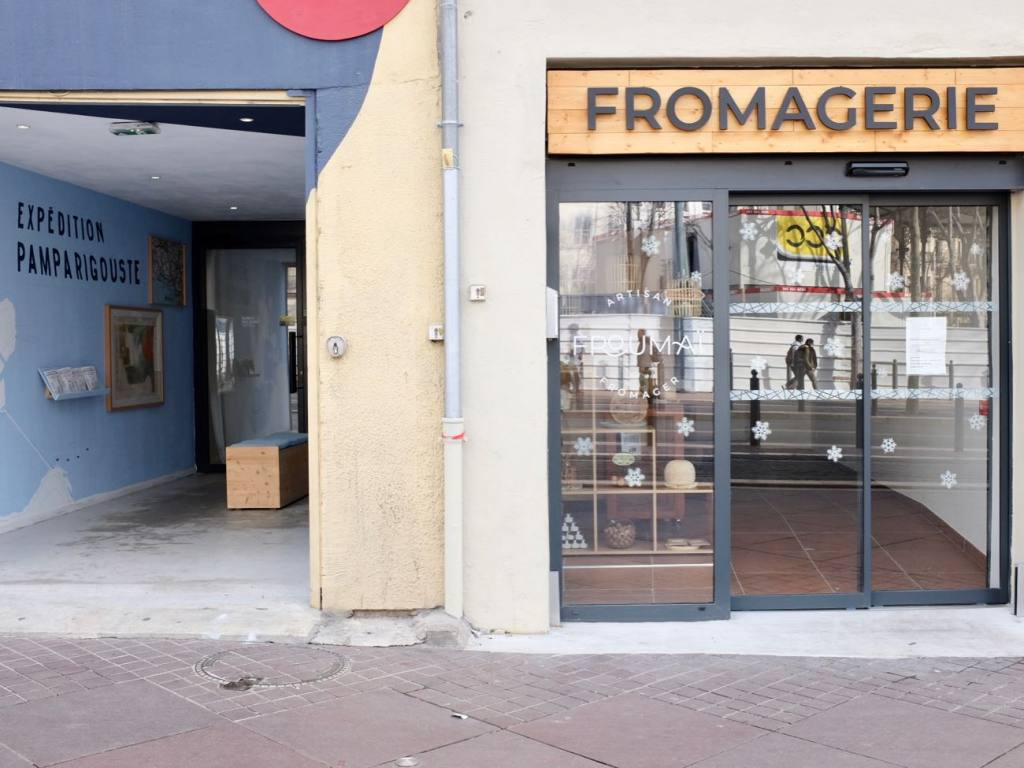 Froumai, cheese shop, love Spots, Marseille (frontage)