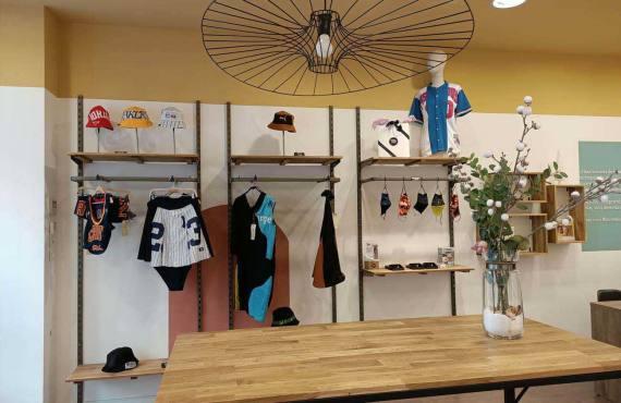 L'ouvre Boite, concept-store à Marseille (vue d'ensemble)