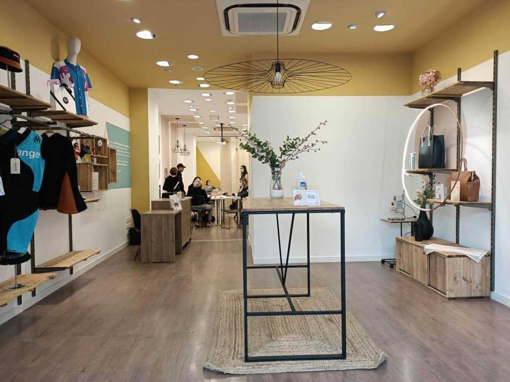 L'ouvre Boite, concept-store à Marseille (vue d'ensemble de la boutique)