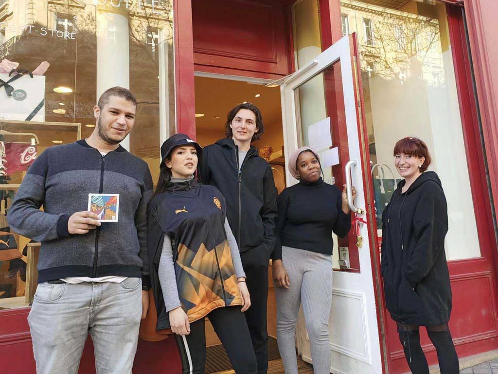 L'ouvre Boite, concept-store à Marseille (groupe des apprentis d'auteuil)