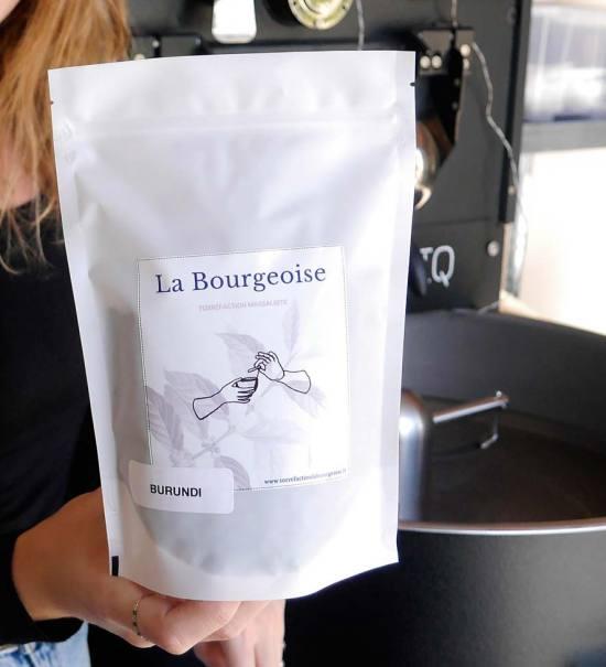 La Bourgeoise, torréfaction à Marseille (marque torréfaction)