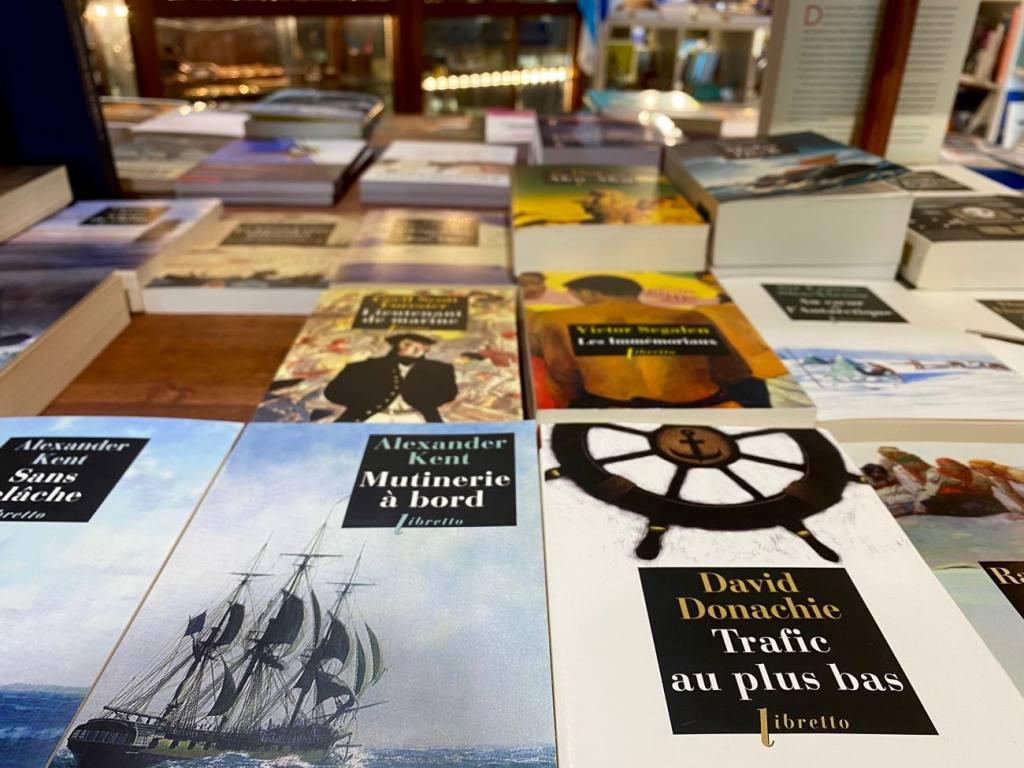 La Cardinale, bookshop, Marseille (books)