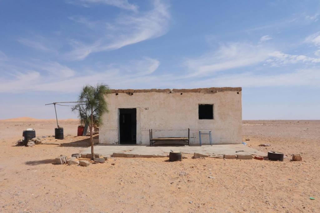 En attendant Omar Gatlato, Exposition à Marseille : 143 rue du désert de Hassen Ferhani