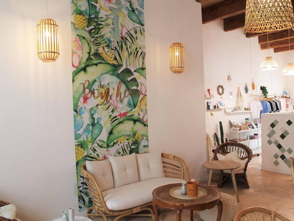 De Bon'heur Café, Brunch Marseille, City Guide Love Spots (salle)