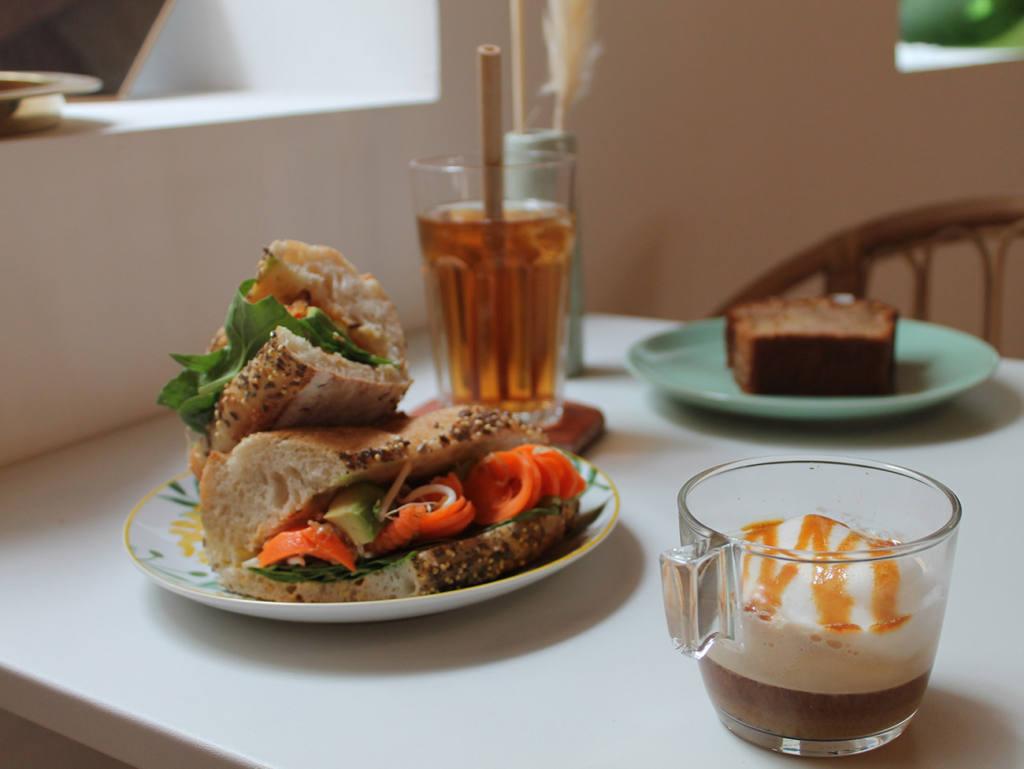 De Bon'heur Café, Brunch Marseille, City Guide Love Spots (brunch)