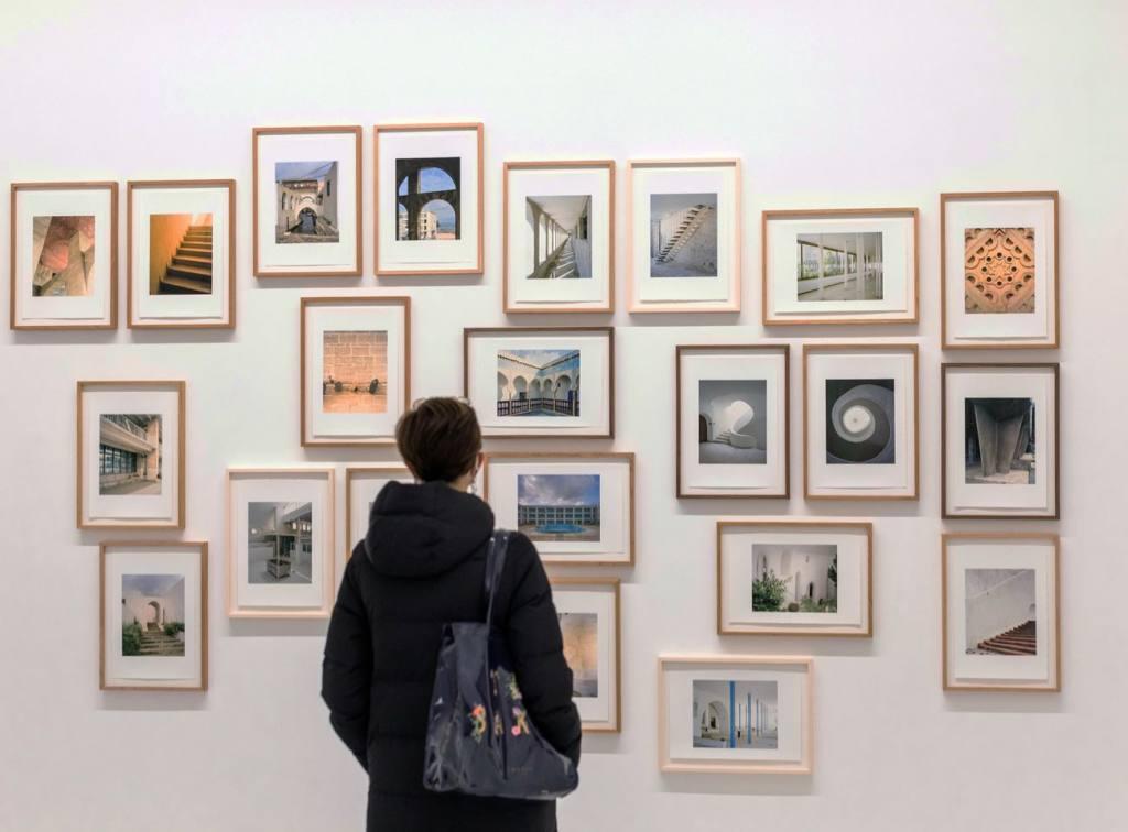 Fernand Pouillon, de Marseille à Alger: Exposition de Leo Fabrizio au Centre Photographique Marseille (vue de l'expo 1)
