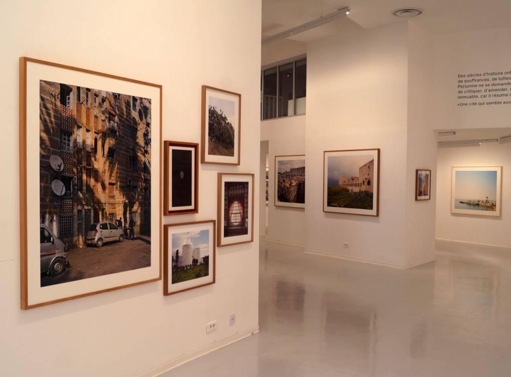 Fernand Pouillon, de Marseille à Alger: Exposition de Leo Fabrizio au Centre Photographique Marseille ((vue de l'expo 2)