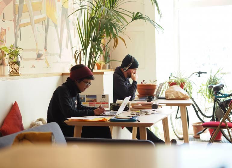 La briqueterie, espace de coworking numérique à Marseille