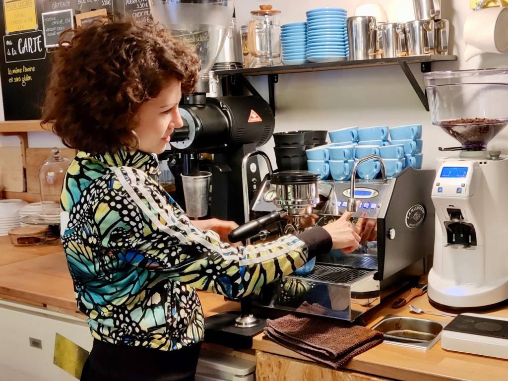 Le Cafe en Bois, zero waste coffee shop, Marseille, city guide Love-Spots (coffee)