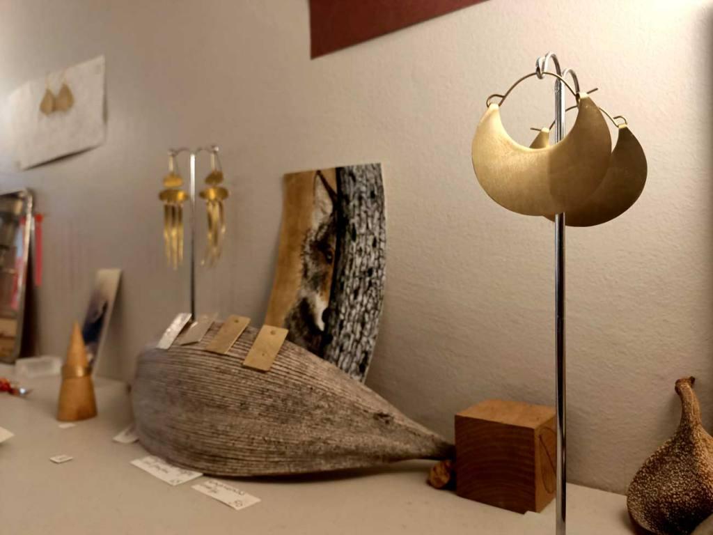 Le bestiaire, boutique mode à Marseille : bijoux de Kiona Wolf