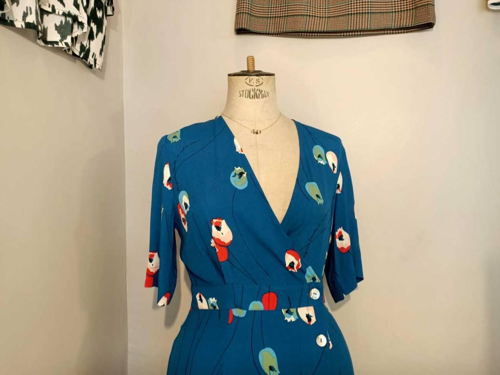 Le bestiaire, fashion boutique in Marseille, city guide love spots (dress)