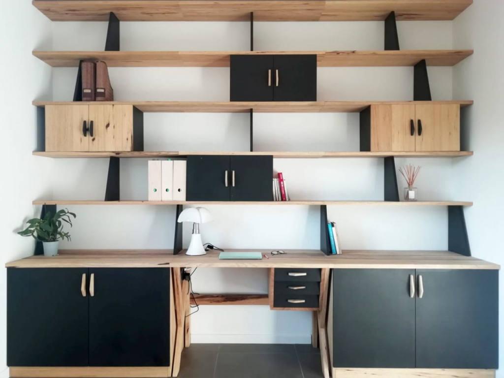 Les fabricoleuses, décoration d'intérieur : meuble de Monsieur Rozé