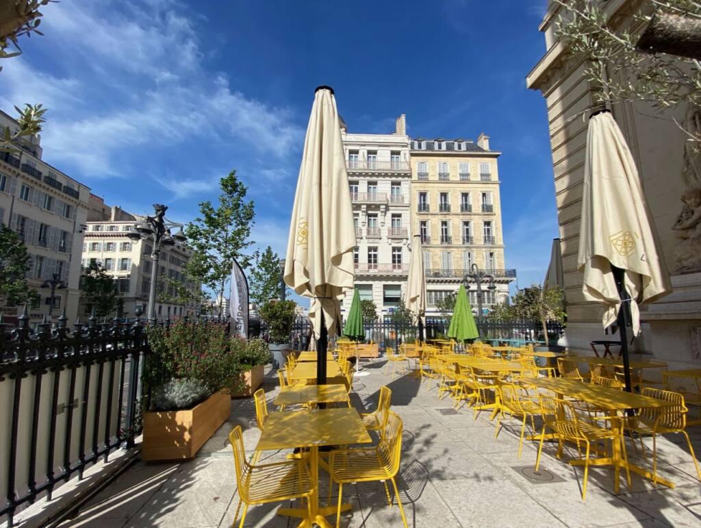 1860 le palais brasserie, city guide love spots (the terrace)