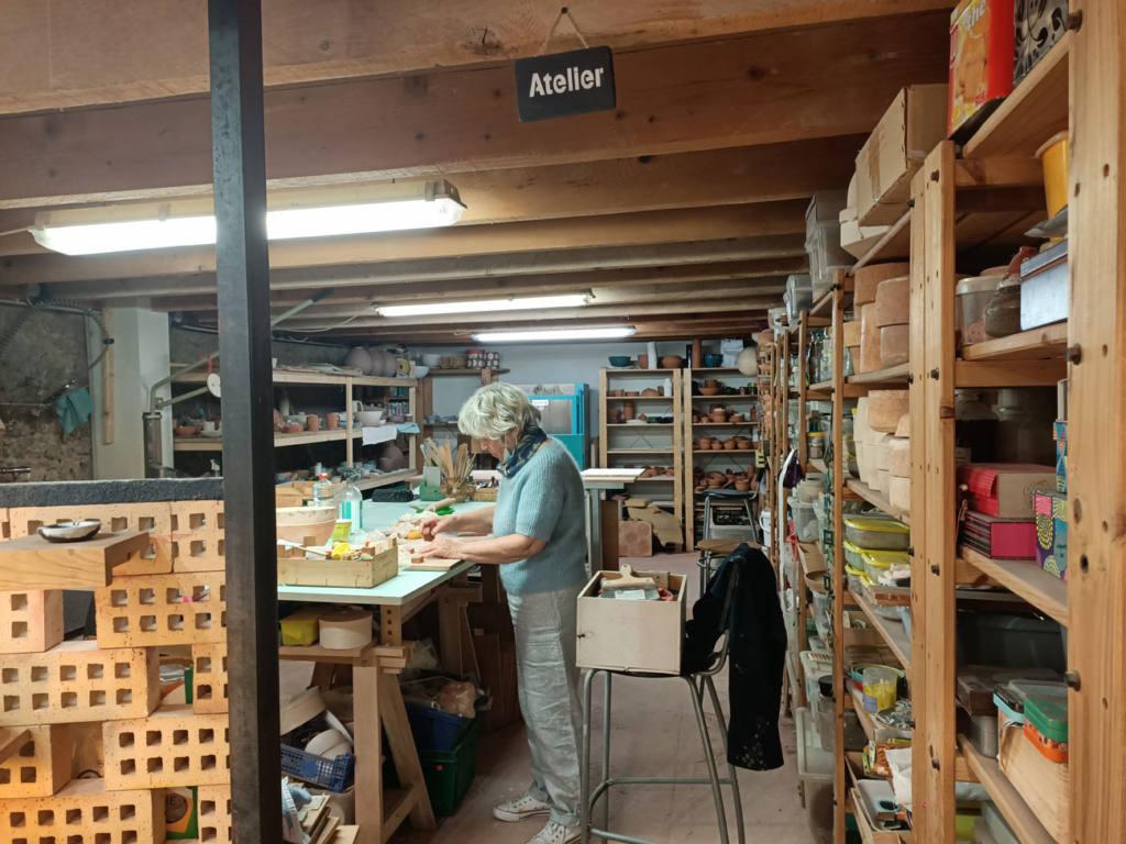Atelier Céladon, artisanat à Marseille : Annie Combes