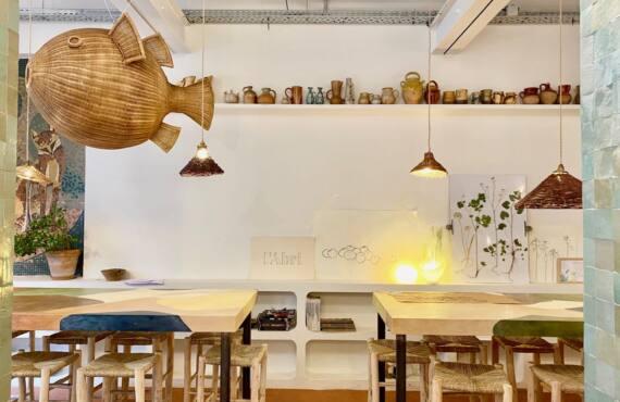 L'Abri, chai urbain, cave à manger et à boire à Marseille