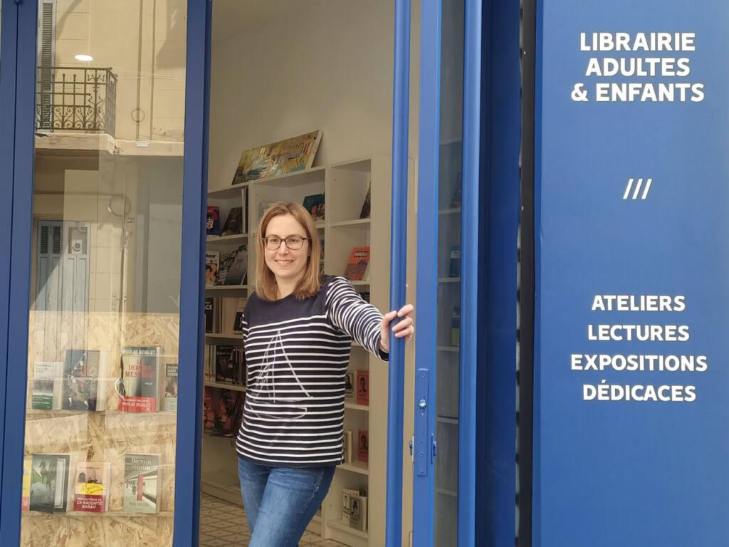 Librairie Vauban, bookshop in Marseille, City Guide Love Spots (Lesia)