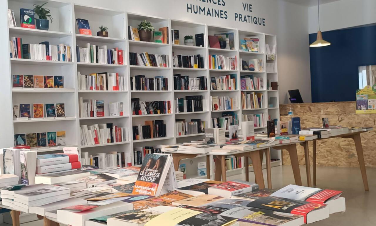 Librairie Vauban, bookshop in Marseille, City Guide Love Spots (overall view)