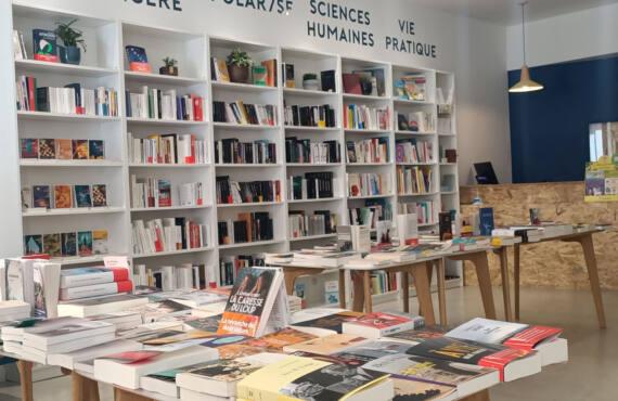 Librairie Vauban, librairie à Marseille, City Guide Love Spots (vue d'ensemble)