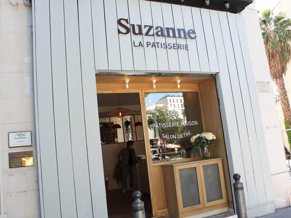 Suzanne, Pâtisserie Marseille, City Guide Love Spots (devanture)