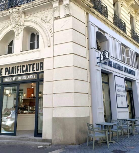 Le Panificateur, boulangerie artisanale à Marseille : devanture