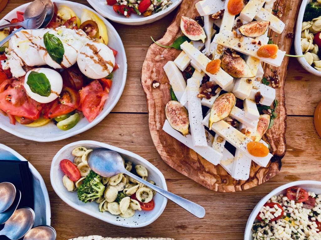 Ciel restaurant, Italian, city guide love spots (dishes)