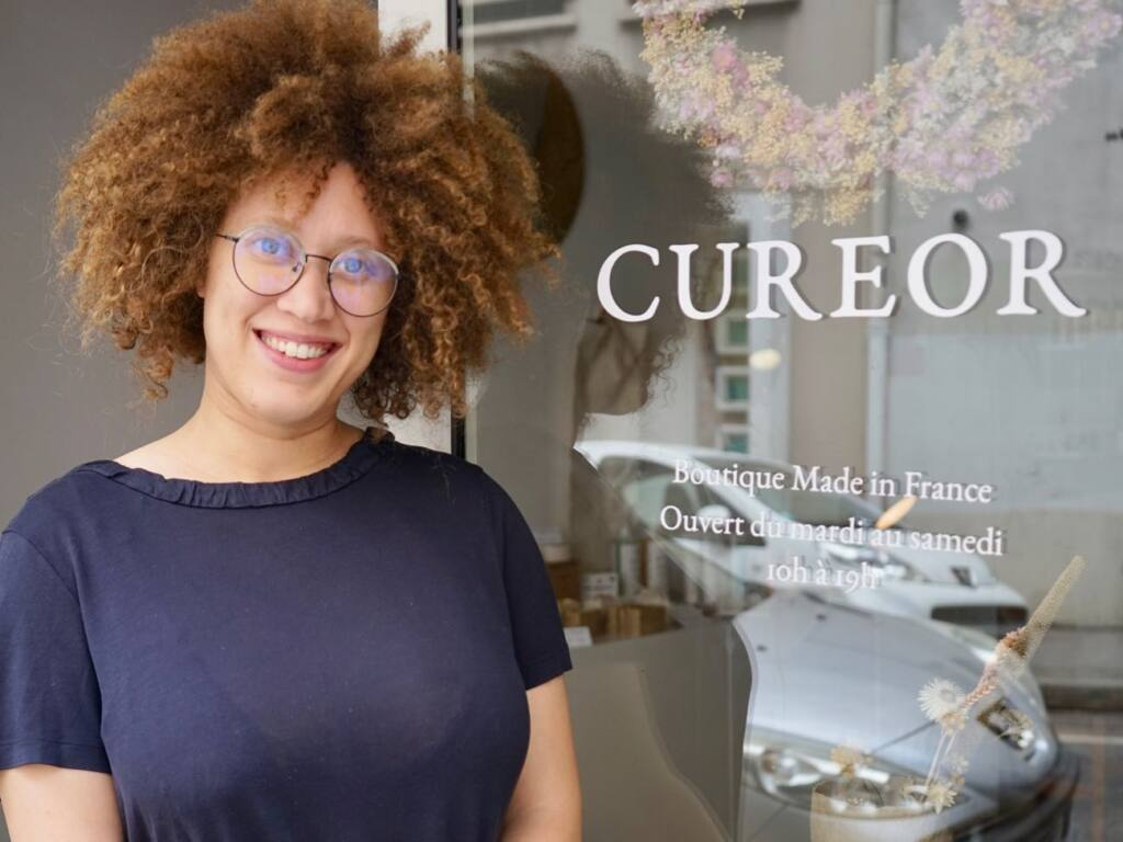 Cureor, responsible drugstore, city guide Marseille (the owner)