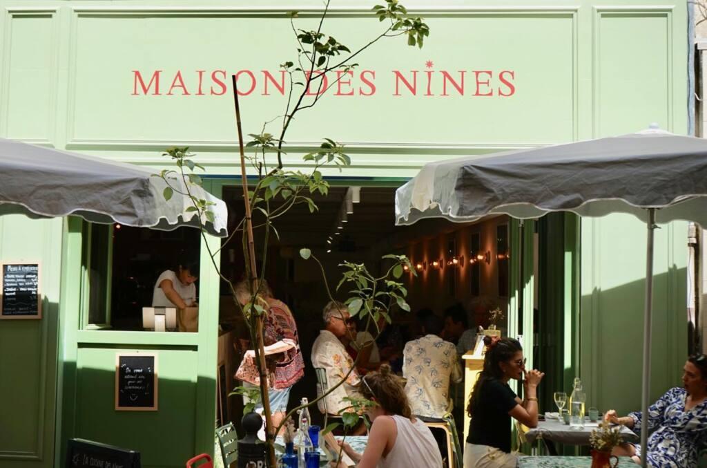Maison des Nines, alternative shopping experience, Marseille (exterior)