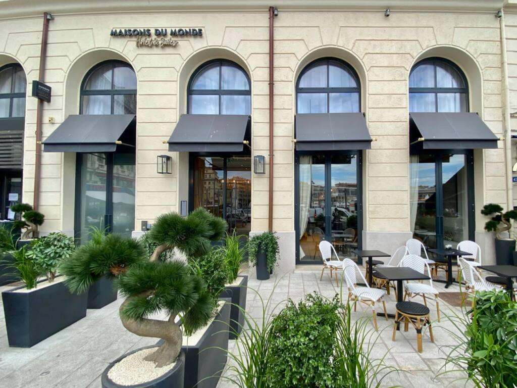 Maisons du Monde, Hotel and Suites, city guide love spots - exterior