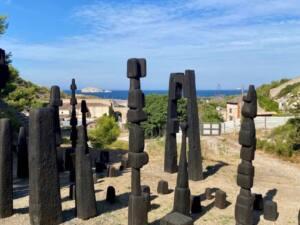 Les meilleures expos de l'été à Marseille pour l'été 2021 (Parcours de sculpturesà la Friche de l'Escalette)