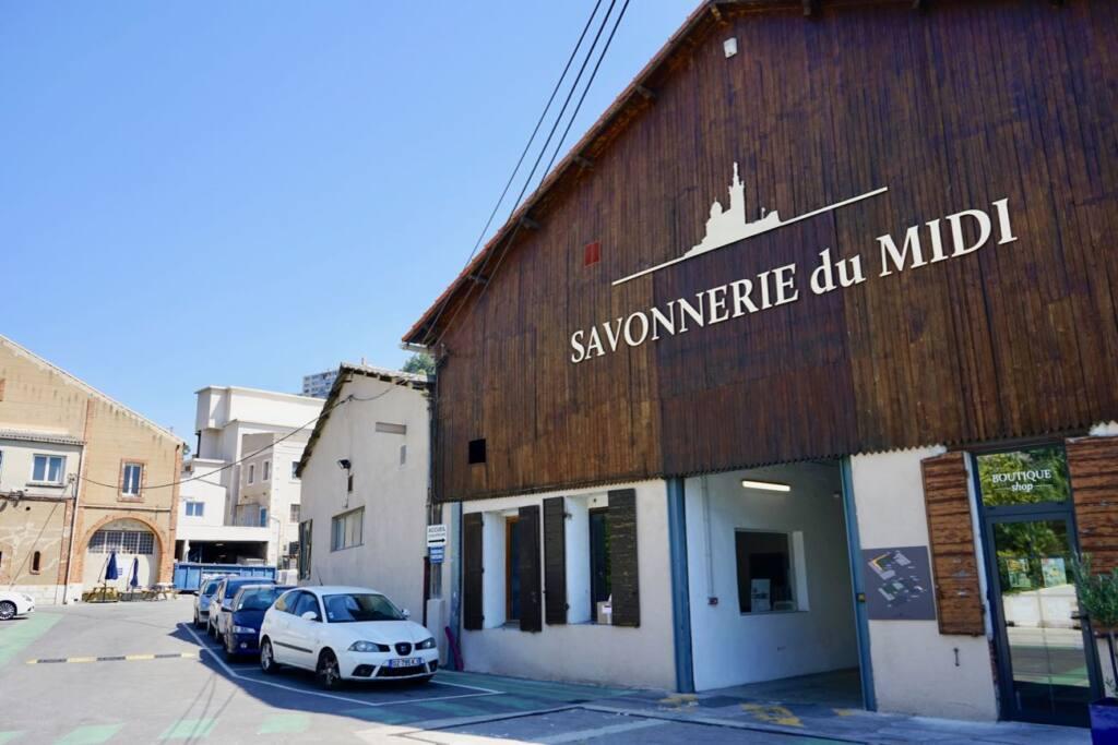Savonnerie du Midi, soap and soap factory, city guide love spots (exterior)